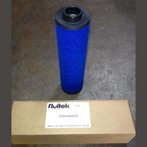 FLUITEK C030104-03YP (REPLACES SULLAIR 250024-435)